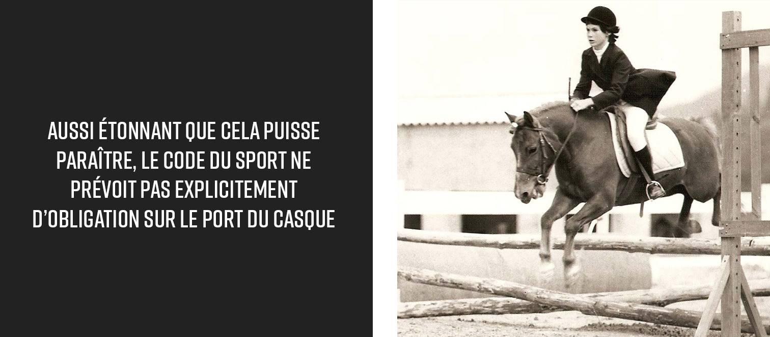 sécurité cavalier horse pilot