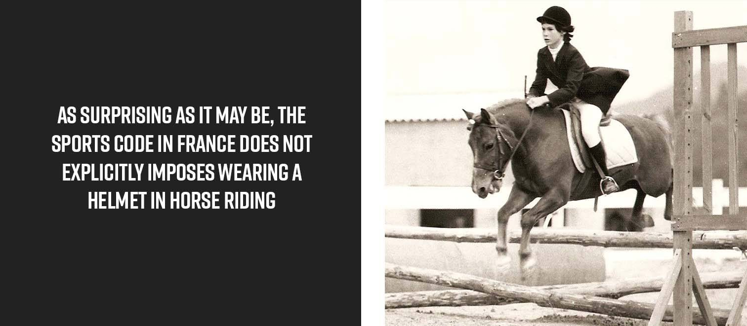 Riders safety airbag horse pilot