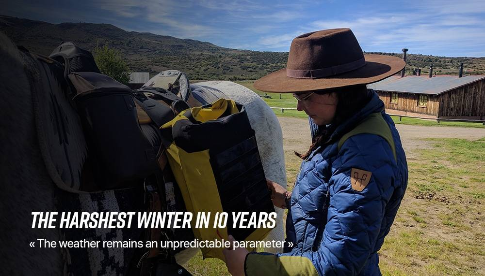 ride about in patagonia