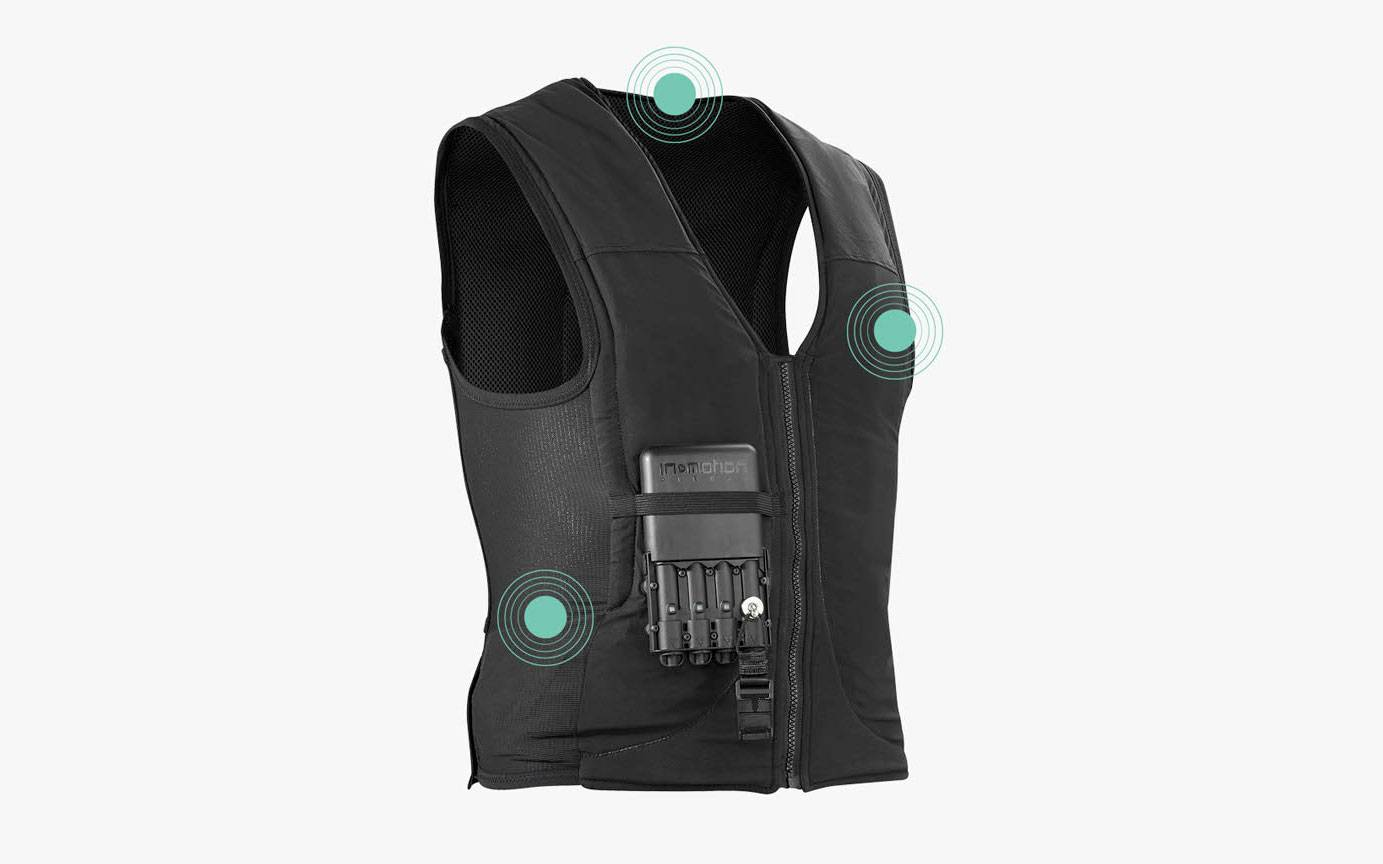 equestrian Airbag jacket & Air vest