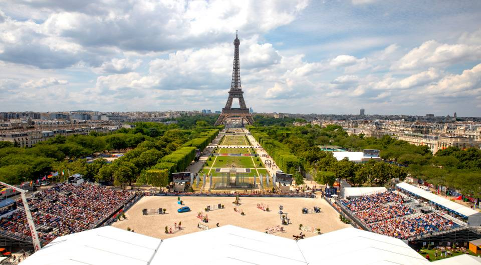 Longines Paris Eiffel Jumping 2021